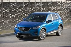 #Mazda #CX5 in Sky Blue Mica