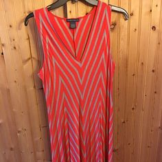 Summer dress Bright summer dress never worn!! New without tags! Chelsea & Theodore Dresses Midi