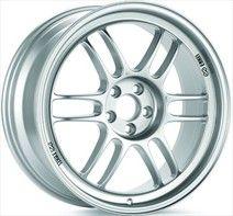 Enkei Wheels Enkei RPF1 Silver Wheels - Enkei Wheels Wheels on sale, cheap rims, cheap wheels from Enkei Wheels at discount prices