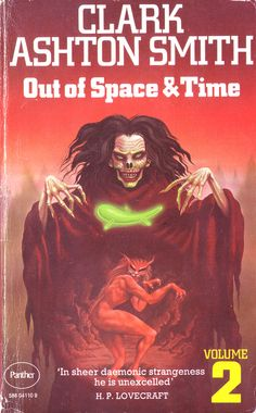 Clark Ashton Smith - Out of Space & Time vol 2