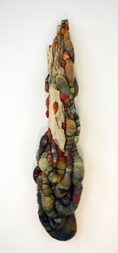 Jodi Colella | Somerville, Massachusetts, USA | Weekly Artist Fibre Interviews | Fibre Art | International | Canadian | World of Threads Festival | Contemporary Fiber Art Craft Textiles | Oakville Ontario Canada ****