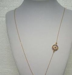 Delicate Gold Necklace, Long delicate necklace Dainty Evil eye charm, Dainty long gold necklace, Evil eye long necklace, Good luck jewelry - http://evilstyle.com/delicate-gold-necklace-long-delicate-necklace-dainty-evil-eye-charm-dainty-long-gold-necklace-evil-eye-long-necklace-good-luck-jewelry