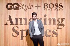 Sebastian Stan   GQ Syle + Hugo Boss Event in LA 2017