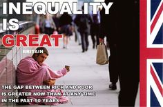 Inequality is Great Britain