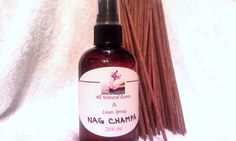 Nag Champa All Natural Room and Linen Spray by ZENfulworld on Etsy, $6.50
