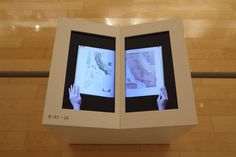 "Visitors can virtually ""browse"" a rare book"
