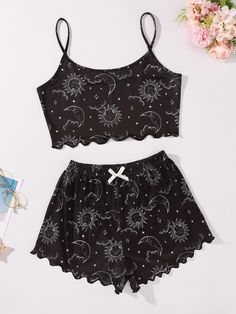Cute Comfy Outfits, Cute Outfits For Kids, Outfits For Teens, Stylish Outfits, Cool Outfits, Cute Pajama Sets, Cute Pjs, Cute Pajamas, Cute Fashion