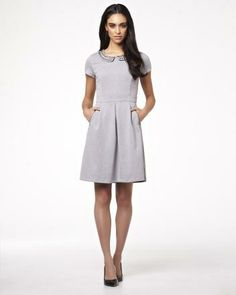 Fit and flare ponte dress RW&CO. Spring 2014 Collection