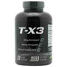 Lecheek Nutrition T-X3! 7 Keto DHEA Hormone Support!