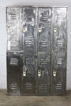 Lockers that I love