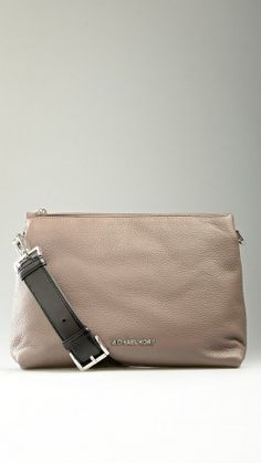 Jane medium leather shoulder bag