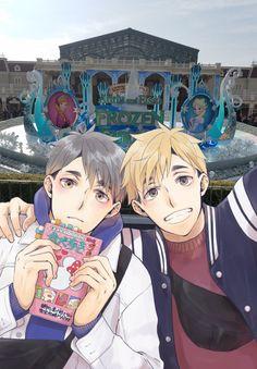 Haikyuu Manga, Haikyuu Kageyama, Haikyuu Funny, Haikyuu Fanart, Manga Anime, Hinata, Haikyuu Volleyball, Volleyball Anime, Real Anime