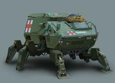 http://takumer.deviantart.com/art/ambulance-469149163