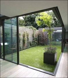 Courtyard Design Ideas for Modern Houses Interior We collect some good courtyard design ideas for you. You can choose one of the most suitable courtyard design ideas. Courtyard Design, Garden Design, Modern Courtyard, Indoor Courtyard, Courtyard Ideas, Patio Design, House With Courtyard, Courtyard Gardens, Backyard Designs