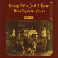 Crosby, Stills, Nash & Young - Déjà Vu (1970)   Platendraaier love this band!!!