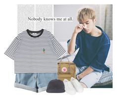 """""""Myungsoo: nobody knows me at all"""" by yxing ❤ liked on Polyvore featuring мода, Oris, Fjällräven, Chicnova Fashion, Topshop, Tag, kpop, infinite и myungsoo"""