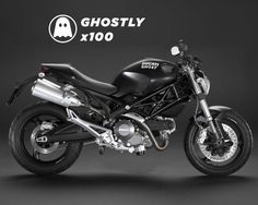Ducati Ghost X100 ($5000+) - Svpply