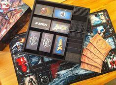 Legendary: A Marvel Deck Building Game   Image   BoardGameGeek