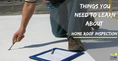 Roof inspection catches small issues before they turn into major disasters and can save you thousands of dollars. Learn more about home roof inspections. Roofing Options, Roofing Services, Roofing Contractors, Protecting Your Home, Roof Repair, Outdoor Projects, How To Apply, This Or That Questions, Learning