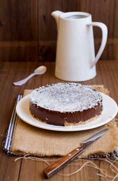 Tarta chocolateada