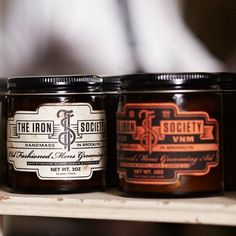 (1) Fancy - Old Fashioned Men's Pomade by The Iron Society