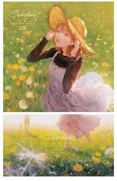 Anime Art Girl, Manga Art, Manga Anime, Anime Love Couple, Cute Anime Couples, Aesthetic Art, Aesthetic Anime, Beautiful Anime Girl, Anime Scenery