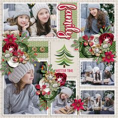 Amazing Year - December 2. by Tinci Designs  http://store.gingerscraps.net/Amazing-year-December-2..html  Winter is Coming - Bundle by Red Ivy Design  http://www.sweetshoppedesigns.com/sweetshoppe/product.php?productid=38147&cat=&page=1