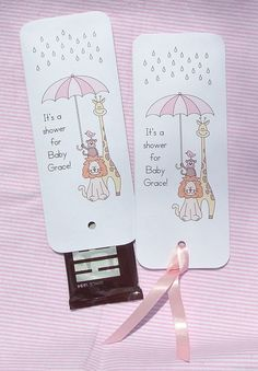 Baby Shower Ideas | Baby Girl Shower | by abbey and izzie designs
