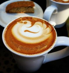 >>The perfect latte art etching...