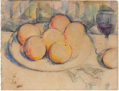 Paul Cézanne: Still Life with Oranges