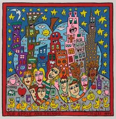 james rizzi art - Google Search