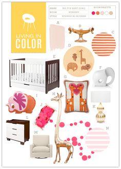 Nursery #20: Big Top Baby (Girl)   Hellobee
