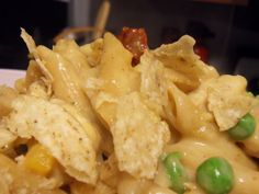 Chipotle Chicken Mac & Cheese recipe that is in desperate need of repeating soon!