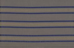 "Christian ""Blue"" striped drapery fabric $6.95/yd, 54"" wide #drapery #homedecor #interiordesign #stripes #textilediscount"