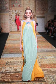 #alenaakhmadullina #SS14 #fashion #russianfashion #runway