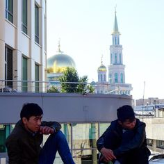 Moscow's new #mosque #Russia #travel #travelblogger #мечет