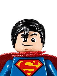 Mighty Micro Superman - Characters - DC Comics Super Heroes LEGO.com