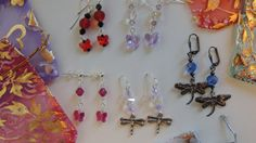 SPECIAL 5 Pair Wholsale Lot/Gift Pack by pnljewelrydesigns on Etsy, $25.00