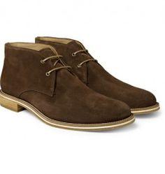 Tods No_code Suede Desert Boots