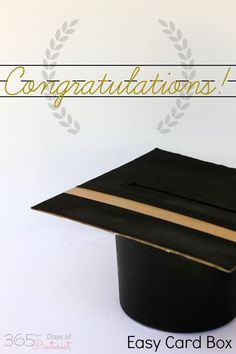 Make a mortarboard b