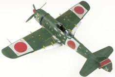 Nakajima Ki-84 Hayate   Doogs' Models