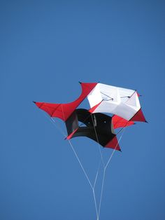 cody close view | Explore Dave TAZ's photos on Flickr. Dave … | Flickr - Photo Sharing! Cody Box, Kites Craft, Box Kite, Kite Making, Kite Designs, High Contrast, Plexus Products, Air, Hot Wheels