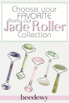 Jade, Rose Quartz and Amethyst! Your skin will thank you when you roll these amazing tools over your skin. Relax your stressed out facial muscles; Stimulate collagen production to minimize fine lines, sagging and dry skin Effectively reduce water retentio Oily Skin, Sensitive Skin, Combination Skin Care, Facial Muscles, Happy Skin, Homemade Skin Care, Homemade Moisturizer, Good Skin, Skin Care Tips