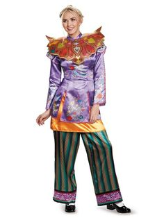 Check out Alice Through The Looking Glass Women's Alice Asian Look Deluxe…