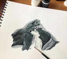 "Artist & Illustrator🎨 on Instagram: ""Day 6: HUSKY  Balto and Jenna❤️ #inktober #inktober2019 #Disney #disneyart #Disneyarts #disneydrawing #disneyartist #disneyworld  #art…"" Balto And Jenna, Disney Animated Movies, Disney Artists, Illustrators On Instagram, Disney Animation, Disney Drawings, Inktober, Husky, Wolf"