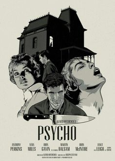PSYCHO #Cinematography