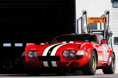 Ferrari Daytona 365 GTB/4 LeMans Spec 1973 [980x649] - Imgur