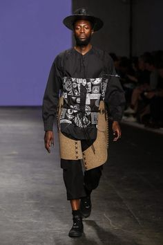 The pioneering project by Topman and Fashion East continues to be fertile grounds for the most promising talent in menswear. Over the years it has become the safe zone for emerging designers to pre...