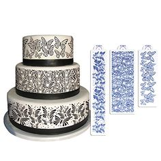 ART Kitchenware 3pcs/set Butterflies Stencil for Cake Sid... https://www.amazon.com/dp/B01ID81TUK/ref=cm_sw_r_pi_dp_x_gca7xbF4XBC4R