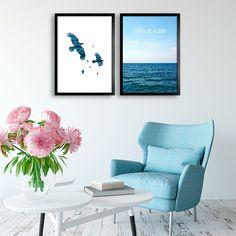 Kit Free as a bird - Encadreé Posters